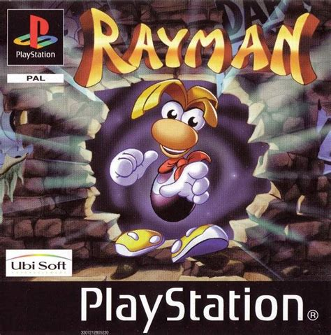 Ramen Cihelas rayman box for playstation gamefaqs