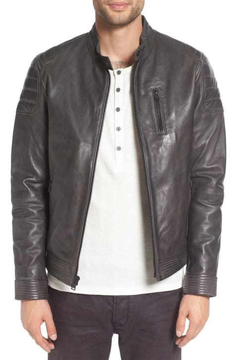 best moto jacket best leather jackets for men in 2018 top mens leather