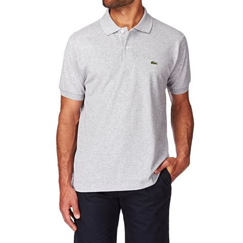 Skumanick Polo Shirt 3 lacoste l 12 12 polo shirt silver chine free uk delivery