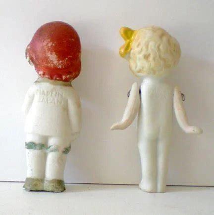 2 inch bisque dolls 2 bisque dolls 3 1 2 inch california