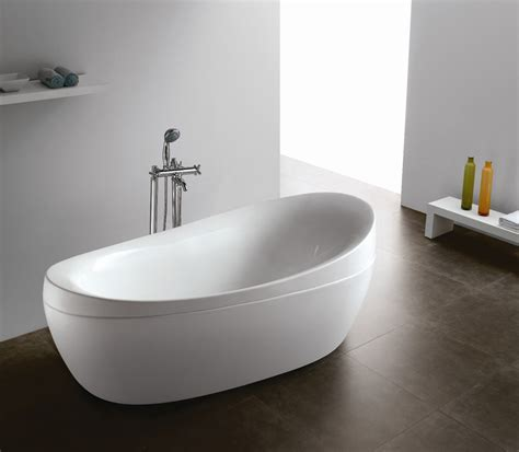 standing bathtub hypo allergenic modern luxury free standing artificial