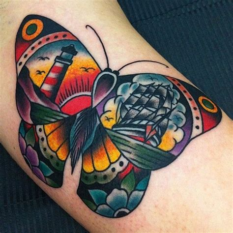 101 Cute Butterfly Tattoo Designs To Get That Charm School Butterfly Tattoos
