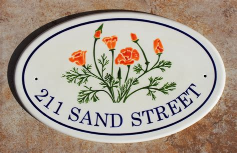 house beautiful customer service phone number address plaques gallery ceramic address plaques