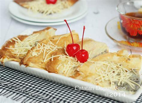 Teflon Kuwalik catatan dapur vero crepes tepung ketan gluten free