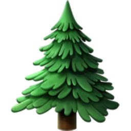 christmas tree emoji evergreen tree emoji u 1f332
