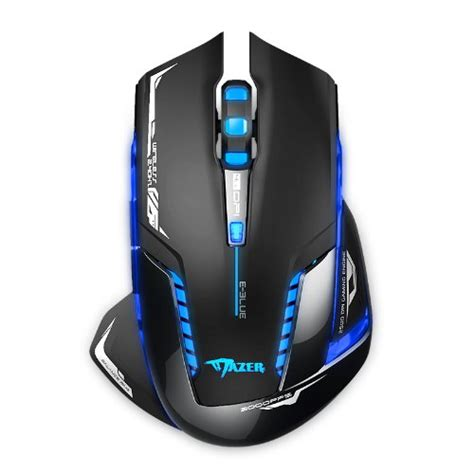 Mouse Wireless Mouse Gaming Gaming Nc 600 Black Edition Best Seller e 3lue e blue mazer ii 2500 dpi blue led 2 4ghz wireless optical gaming mouse