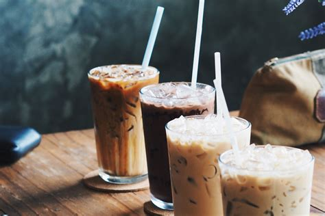 whats  difference  iced coffee cold brew
