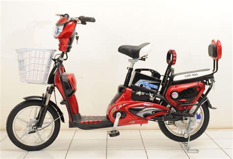 Sepeda Listrik Neptunus Sepedah Motor jual sepeda listrik earth sepedah motor maskot
