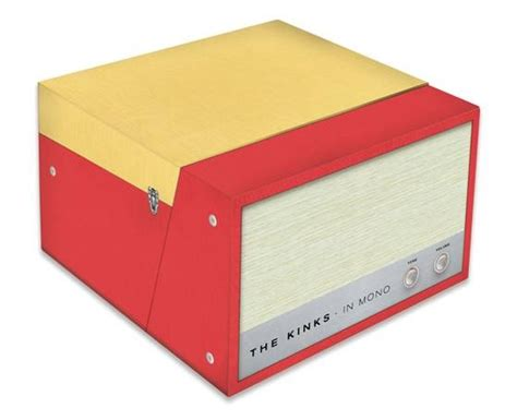 the kinks picture book box set kinks in mono boxset pic 2
