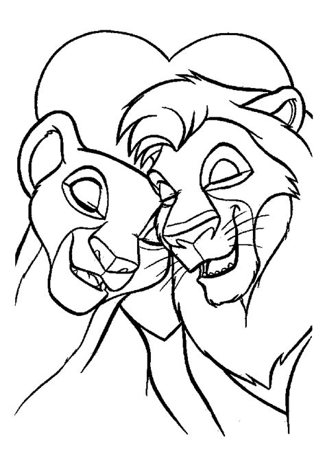disney valentine day coloring pages az coloring pages