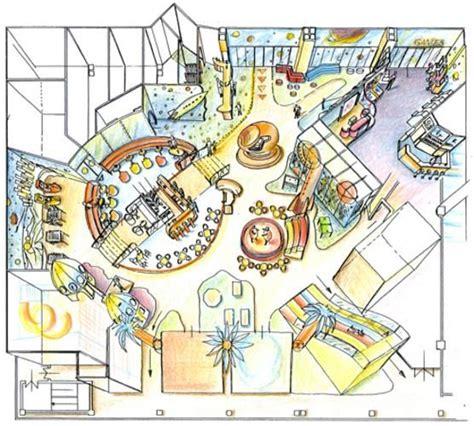 playground floor plan  design   shopping center