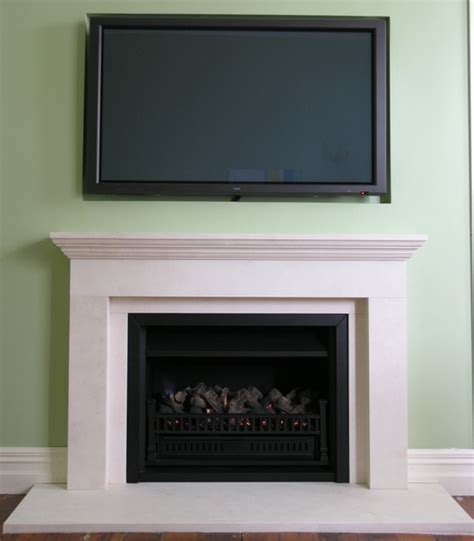 linear fireplace with tv above linear styled fireplace with tv recessed above