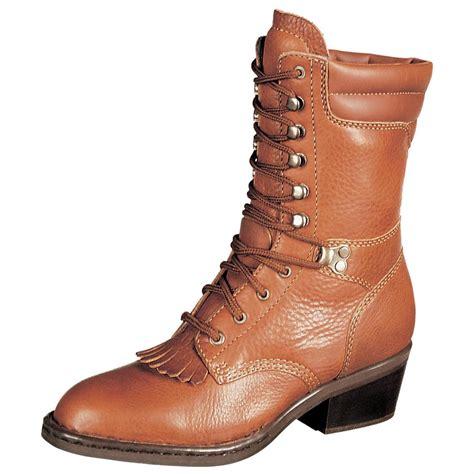 s h 174 8 quot opanka packer boots 47917 cowboy