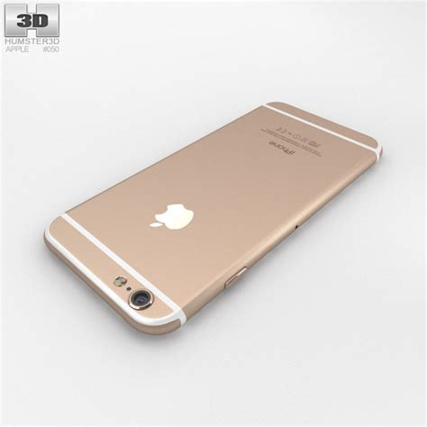 Chasing Iphone 6 Model Iphone 7 Gold apple iphone 6 gold 3d model hum3d