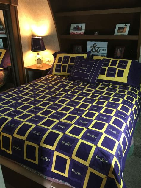 crown royal comforter 25 best ideas about crown royal quilt on pinterest