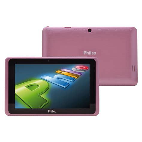 Tablet Tv Digital tablet philco r711a4 2 dtv rosa tela 7 quot 8gb tv digital 2 c 226 meras slot para cart 227 o