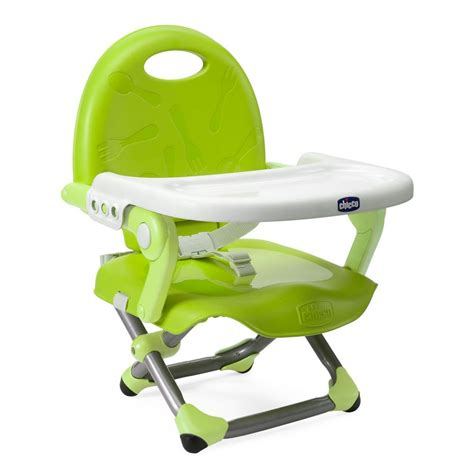 Chicco Pocket Snack Seat chicco pocket snack booster seat lime at winstanleys pramworld