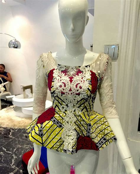 peplum styles for materninty with ankara 0000 why limit your ankara style to mid or long dresses