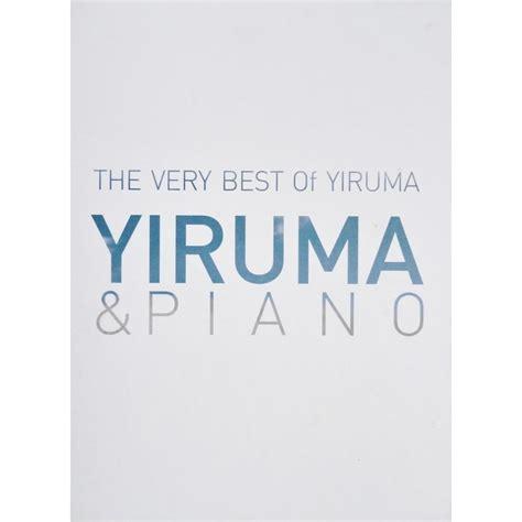 jual buku piano yiruma album buku piano
