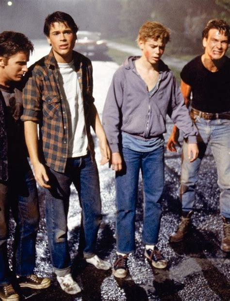 film tom cruise patrick swayze 216 best images about outsiders on pinterest