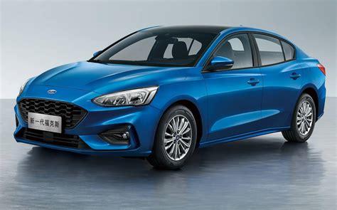 ford sedans 2020 ford focus 2020 novos motores e recursos copilot 360