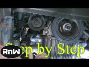 Hyundai Elantra Timing Belt Replacement Hyundai Elantra Timing Belt Replacement Part 1
