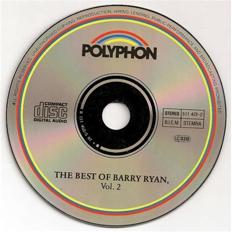 Cd Sugiarto 14 Best Of The Best Vol2 the best of vol 2 by barry cd with kroun2 ref