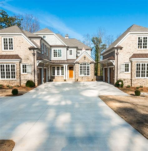 Luxurious Buckhead Estate Walk To Chastain Park Buckhead Luxury Homes