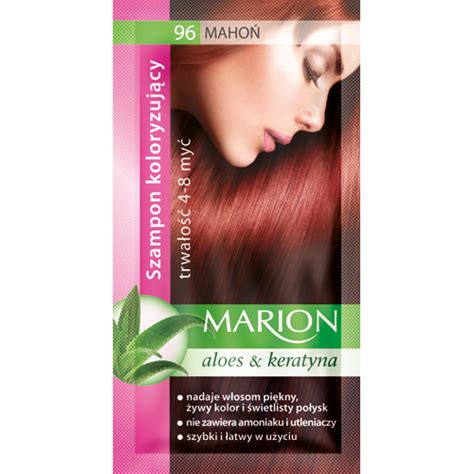wash in hair color shoo marion hair color shoo in sachet lasting 4 8 washes