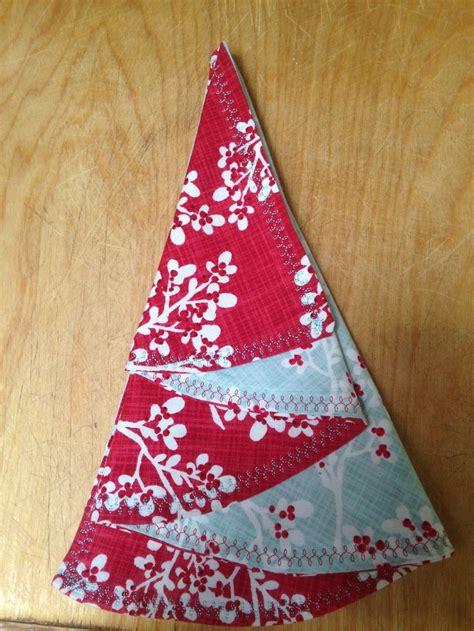 half circle christmas tree napkin pattern 12 best the big sewing addiction stuff i made images on
