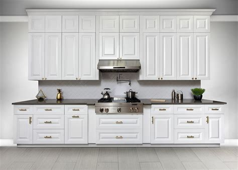 White Kitchen Cabinet by Buy Classic White Frameless Kitchen Cabinets
