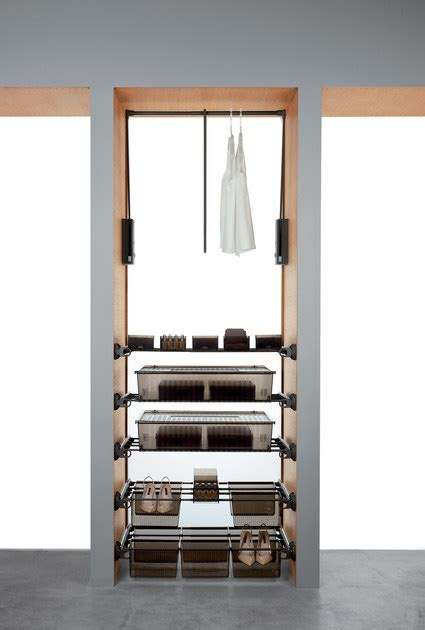 accessori per cabine armadio accessori per cabine armadio estraibile in plastica plus
