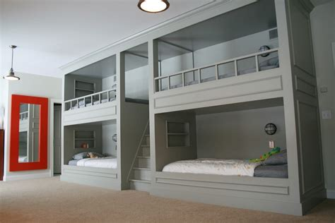 built in loft bed 51 built in bunk beds ideas for sweet home gallery gallery