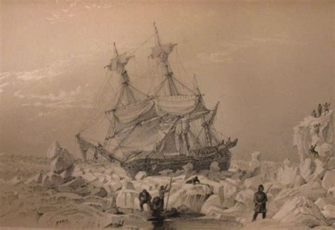 the way back the paintings of george a weymouth a brandywine valley visionary books prof robert park discusses hms terror discovery arts