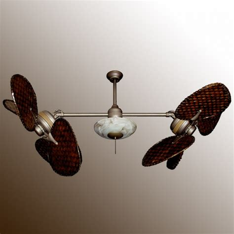 dual blade ceiling fans home vertical bronze ceiling fan home ideas collection