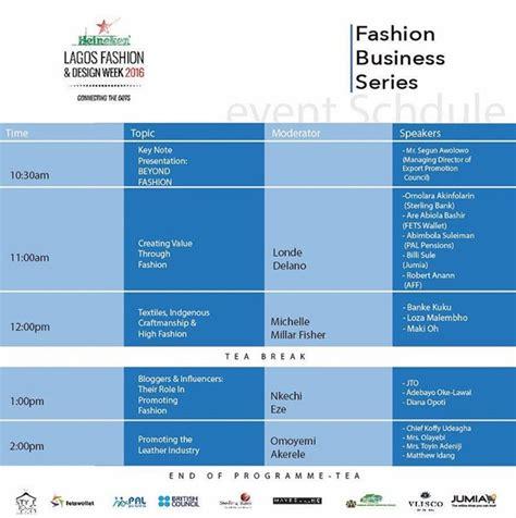 design week editor heineken lagos fashion design week 2016 day 2