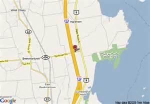 Plattsburgh Comfort Inn Map Of Stonehelm Motel West Chazy
