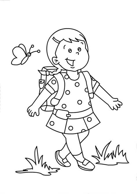 imagenes de niños jugando en un columpio para colorear escuela para colorear pintar e imprimir