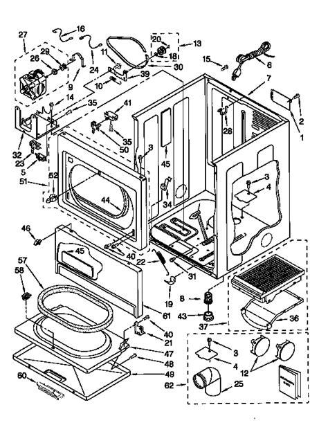 kenmore elite parts diagram cabinet diagram parts list for model 11076932690 kenmore
