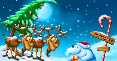 northpole christmas wallpapers hd wallpapers high definition wallpapers desktop background
