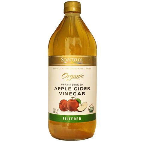 Apple Cider Vinegar | spectrum naturals organic apple cider vinegar