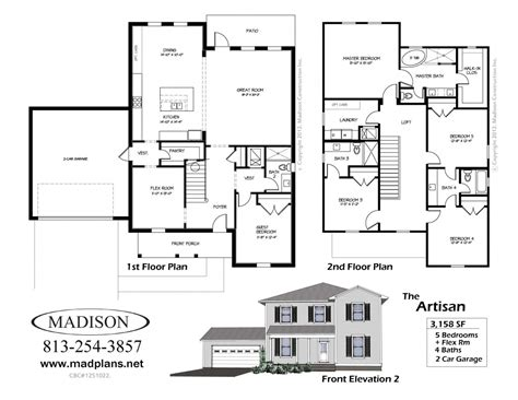 kitchen floor plans with walk in pantry homes 187 the artisanfloor plans