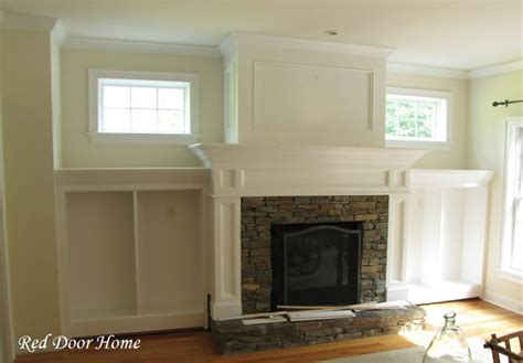 pin by allen on built ins around fireplace