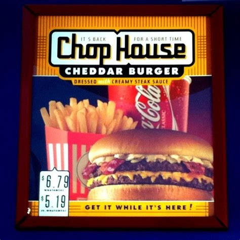 chop house near me the chop house cheddar burger is back for a limited time yelp