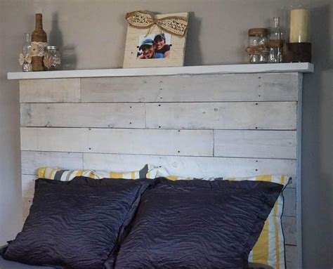 make headboard how to make your own diy pallet headboard