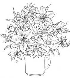 coloring pages for spring printable gallery