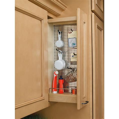 rev a shelf 26 25 in h x 5 in w x 10 75 in d pull out
