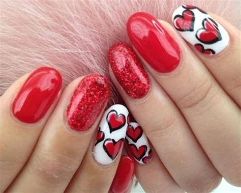 valentines nails design amazing nail day special snaps