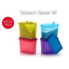 Neon Eco Square 1liter Tupperware harga jual produk tupperware murah bulan juli 2018 www
