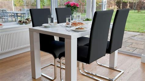 Small 4 Seater Dining Table 20 Best Small 4 Seater Dining Tables Dining Room Ideas